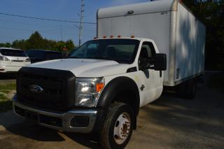 Used 2011 Ford F-550 2011 Ford F-550 - 2WD Reg Cab 201 WB, SUPER DUTY for sale in Richmond Hill, ON