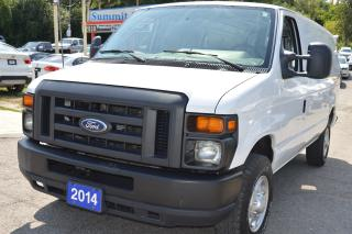 Used 2014 Ford Econoline 2014 Ford Econoline - E-250 Commercial for sale in Richmond Hill, ON
