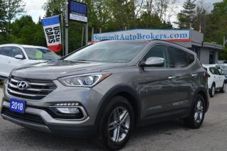 Used 2018 Hyundai Santa Fe 4L Luxury AWD sport for sale in Richmond Hill, ON