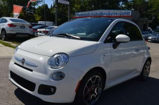 Used 2014 Fiat 500 Sport for sale in Richmond Hill, ON