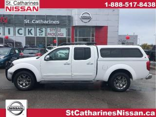 Used 2015 Nissan Frontier SL for sale in St. Catharines, ON