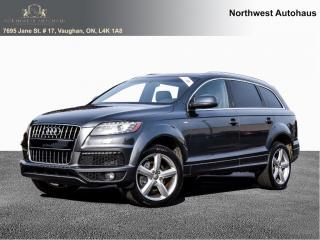 Used 2013 Audi Q7 3.0L TDI Premium NAVIGATION PANORAMIC SUNROOF for sale in Concord, ON