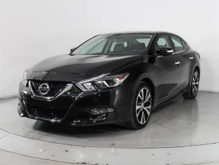 Used 2018 Nissan Maxima SL SUNROOF. for sale in Toronto, ON