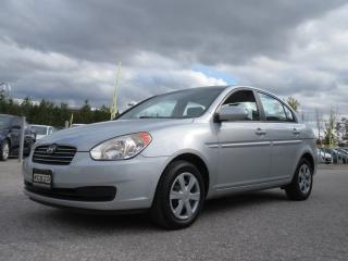 Used 2006 Hyundai Accent GLS / AUTO / ACCIDENT FREE for sale in Newmarket, ON