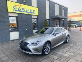 Used 2015 Lexus RC 350 2DR CPE AWD for sale in Nobleton, ON