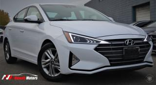 Used 2020 Hyundai Elantra IVT FULLY LOADED w/HEATED SEATS/REAR CAMERA/SUNROOF for sale in Brampton, ON