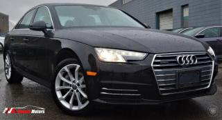 Used 2017 Audi A4 |FULLY LOADED|QUATTRO|SUNROOF|BACKUP CAM|HEATED STEERING! for sale in Brampton, ON
