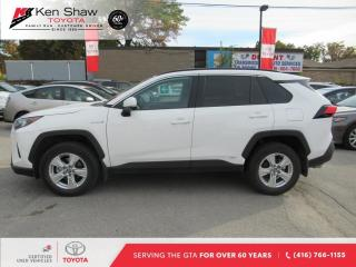 Used 2019 Toyota RAV4 Hybrid | HEATED SEATS | REAR PARKING CAM | for sale in Toronto, ON