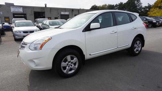 2013 Nissan Rogue S AUTO CERTIFIED 2YR WARRANTY *FREE ACCIDENT* BLUETOOTH PARKING SENSORS CRUISE