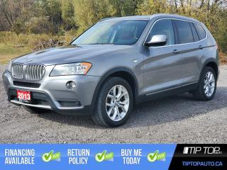 Used 2013 BMW X3 xDrive28i for sale in Bowmanville, ON