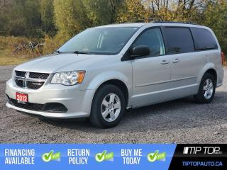 Used 2012 Dodge Grand Caravan SXT ** DVD Player, Bluetooth, Backup Cam ** for sale in Bowmanville, ON