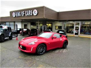 Used 2019 Nissan 370Z REAR WHEEL DRIVE for sale in Langley, BC