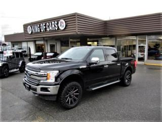 Used 2018 Ford F-150 LARIAT Ecoboost for sale in Langley, BC