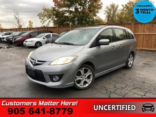 Used 2010 Mazda MAZDA5 GS for sale in St. Catharines, ON