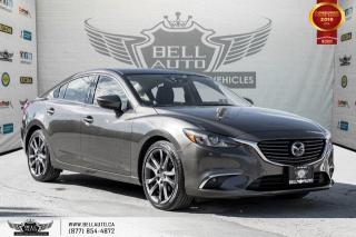 Used 2016 Mazda MAZDA6 GT, NAVI, BACK-UP CAM, SUNROOF, LANE DEP, BLINDSPOT for sale in Toronto, ON