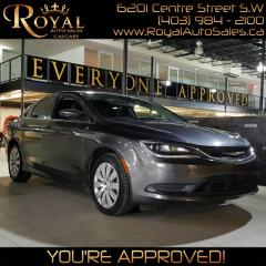 Used 2016 Chrysler 200 LX for sale in Calgary, AB