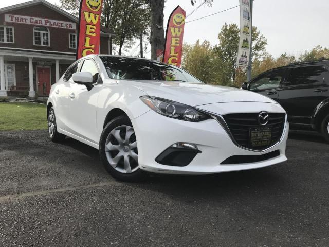 2014 Mazda MAZDA3 Backup Camera-Power Windows-A/C