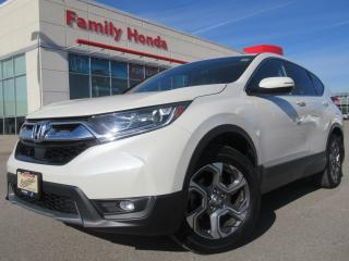 Used 2017 Honda CR-V EX-L | EXTENDED WARRANTY UNTIL 2021!! | for sale in Brampton, ON