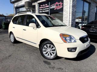 Used 2011 Kia Rondo Familiale 4 portes, 4 cyl. en ligne, EX for sale in Longueuil, QC