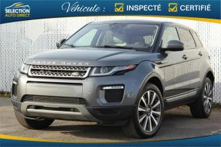 Used 2016 Land Rover Evoque Hayon 5 portes SE for sale in Ste-Rose, QC