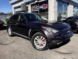 Used 2009 Infiniti FX35 Traction intégrale, 4 portes for sale in Longueuil, QC
