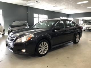 Used 2011 Subaru Legacy 2.5I SPORT PACKAGE*SUNROOF*HEATED SEATS*NO ACCIDEN for sale in North York, ON