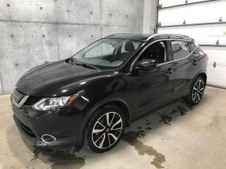 Used 2018 Nissan Qashqai SL AWD CUIR TOIT * CAMERA 360 * GPS * for sale in St-Nicolas, QC