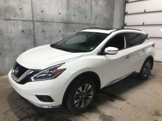 Used 2018 Nissan Murano SV AWD TECH GPS , TOIT OUVRANT , SIEGES CHAUFFANT * CARPLAY * for sale in St-Nicolas, QC