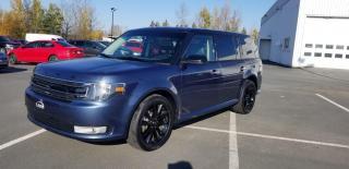 Used 2019 Ford Flex SEL SPORT, JAMAIS ACIDENTÉ, AWD, TOIT for sale in Vallée-Jonction, QC