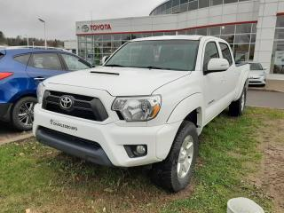 Used 2015 Toyota Tacoma TRD SPORT 4WD Double Cab V6 for sale in Québec, QC
