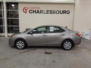 Used 2016 Toyota Corolla LE for sale in Québec, QC