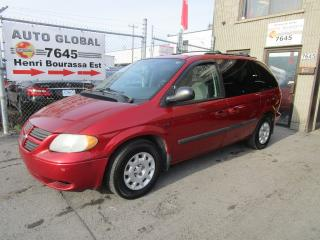 Used 2005 Dodge Caravan 4 portes, AIR CLIMATISEE BAS MILLAGE for sale in Montréal, QC