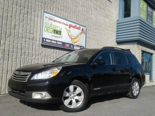Used 2010 Subaru Outback Sport*51$/sem*toit*mags*bluetooth*awd for sale in Richelieu, QC