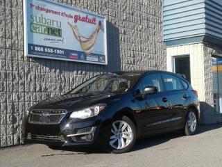 Used 2015 Subaru Impreza 2,0i touring*camÉra*mags*bluetooth*awd for sale in Richelieu, QC