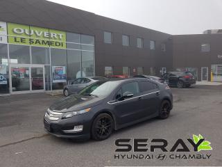 Used 2015 Chevrolet Volt CUIR, BLUETOOTH, MAGS, GROUPE SÉCURITÉ for sale in Chambly, QC