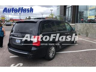 Used 2014 Chrysler Town & Country Touring-L *Suede *DVD *GPS/Camera *Toit/Sunroof for sale in St-Hubert, QC