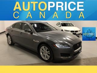 Used 2016 Jaguar XF Premium NAVIGATION|PANOROOF|LEATHER for sale in Mississauga, ON