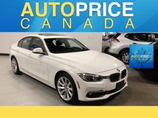 Used 2016 BMW 328 i xDrive MOONROOF|NAVIGATION|LEATHER for sale in Mississauga, ON