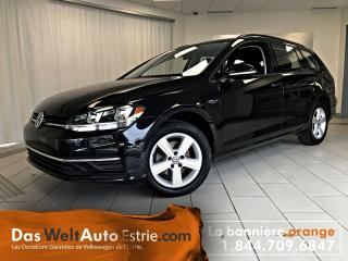 Used 2018 Volkswagen Golf Sportwagen 4 Motion 1.8 TSI Trendline, Automatique for sale in Sherbrooke, QC