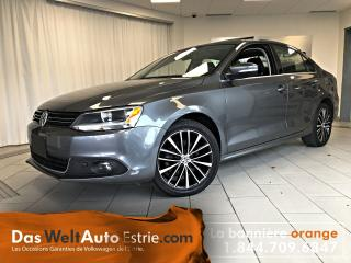 Used 2013 Volkswagen Jetta 2.0 TDI Highline, Cuir, Toit, Automatique for sale in Sherbrooke, QC