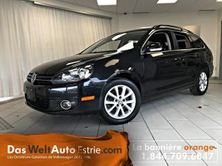 Used 2013 Volkswagen Golf Wagon Wagon 2.0 TDI Comfortline, Automatique for sale in Sherbrooke, QC