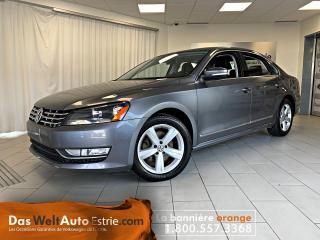 Used 2015 Volkswagen Passat 2.0 TDI Comfortline for sale in Sherbrooke, QC