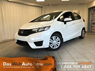 Used 2015 Honda Fit LX, Gr. Électrique, A/C, Manuel for sale in Sherbrooke, QC