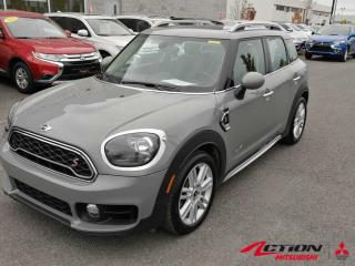Used 2018 MINI Cooper Countryman 2018 MINI Countryman - Cooper S ALL4, CUIR, TOIT for sale in St-Hubert, QC
