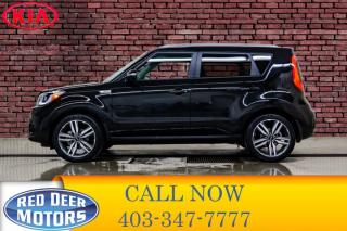 Used 2017 Kia Soul EX + Leather Roof Nav for sale in Red Deer, AB