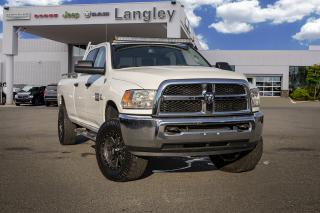 Used 2013 RAM 3500 SLT 4'' LIFT / FUEL WHEELS for sale in Surrey, BC