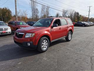 Used 2010 Mazda Tribute GX for sale in Madoc, ON