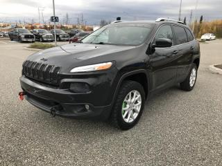 Used 2015 Jeep Cherokee 4 RM, 4 portes, North for sale in Sherbrooke, QC