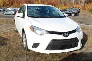 Used 2016 Toyota Corolla Berline 4 portes, boîte automatique, CE for sale in Shawinigan, QC