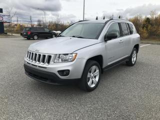 Used 2012 Jeep Compass Traction avant 4 portes North Edition for sale in Sherbrooke, QC